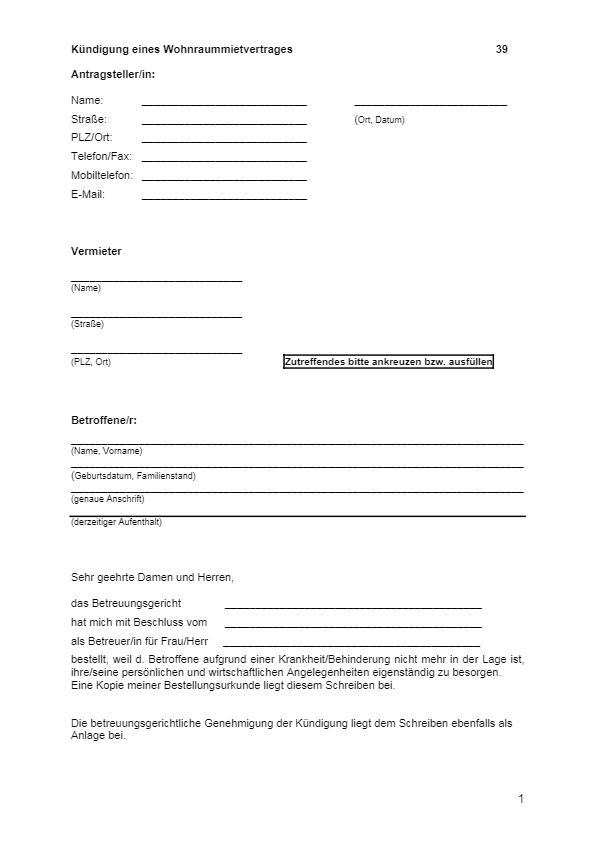 Betreuungsformulare De 2 5